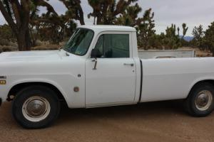 1972 International Pick Up Truck