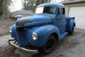 1941 international k1 1/2 ton short bed pickup truck