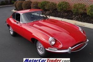 1967 Jaguar E-type Series I Coupe .Two Owner Car, Very Low Original Miles, LOOK