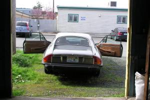 1979 Jaguar XJS Base Coupe 2-Door 5.3L, Automatic, 31,592 Original Miles
