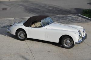 1958 Jaguar XK 150 S Roadster