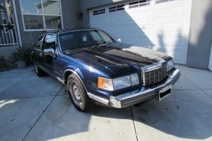1989 Lincoln Mark VII  Extremely Low Mileage!!!