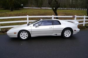 1988 Lotus Esprit Turbo SE Coupe 38,000 Actual miles