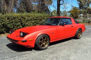 Modified 1985 Mazda RX7 Photo