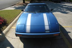 1979 Mazda RX-7 GS Coupe 2-Door 1.1L