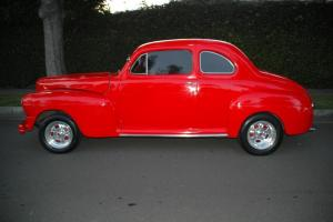 AWESOME  Custom Merc Coupe V8 Hot Rod Muscle Car Classic  TRADE ? Not Ford Photo