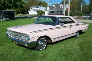 Rare 1963 1/2 Mercury Marauder S55