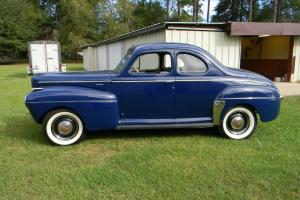 1941 coupe sedan restored