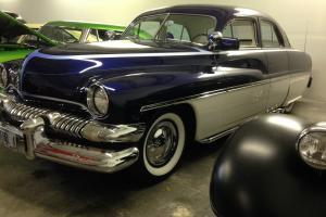 1951 Mercury Custom Cruiser