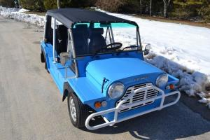 1974 Mini Moke in excellent condition.