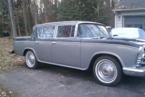 1957 Nash Rambler Super 4.1L