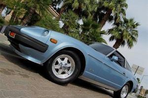 1979 NISSAN 280 ZX 69000 ORIGINAL MILES CALIFORNIA BLUE PLATE Z NO RESERVE!