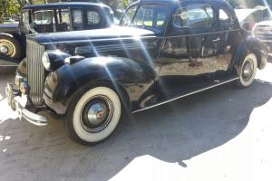 1938 Packard Club Coupe 69541 original miles