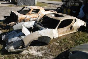 """Extremely rare Kellison Shark J2 panther GT 40 Ed """"Big Daddy"""" Roth project NR"""