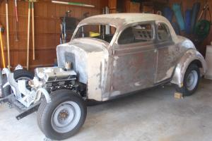 1936 Plymouth - 5 Window Coupe Street Rod Project