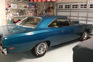1969 Plymouth Sport Satellite 440 automatic