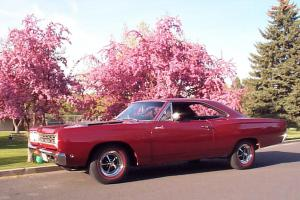 1968 Road Runner 2 door hard top, numbers matching except paint and interior