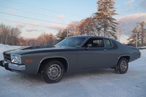 1973 Plymouth Roadrunner 340 pistol grip NO RESERVE