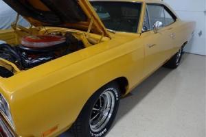 1969 Roadrunner, 383 , 4 Speed, Dana, Air Grabber, Hard Top, Bahama