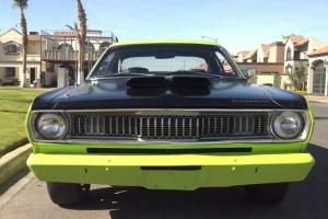1972 Plymouth Duster sport nice car!!