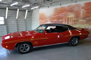 1970 Pontiac GTO 455HO 4-Speed American Musclecar, PHS Documented GTO, VIDEO