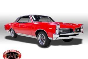 67 GTO Restored PHS DOCS Gorgeous Pontiac Muscle Car