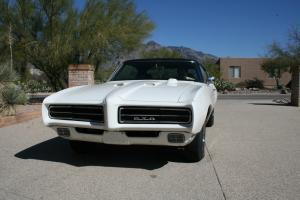 Great Looking Pontiac GTO
