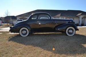 1938 Pontiac Business Coupe - Original Straight 8