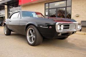 1967 Pontiac Firebird, Fully Restored, New 454 V8, 4-Barrel Carb, Alloy Wheels!