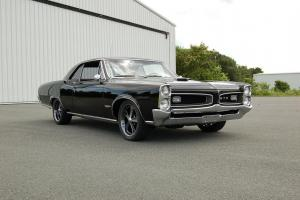 1966 Pontiac GTO Numbers Matching Full Restoration