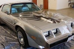 1979 Pontiac Trans Am 10th Anniversary Edition 400/4spd WS6 fully loaded