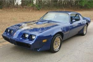 1981 TRANS AM 4 SPD A/C PHS MANY BOOKS RECORDS