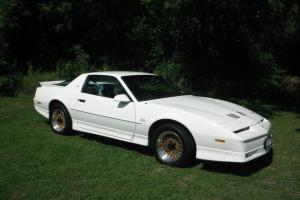 1988 Pontiac Trans Am one owner low mileage
