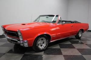 GTO TRIBUTE, 389 TRI-POWER, NEW R134 AC, MONTERO RED, NICE CAR INSIDE & OUT!