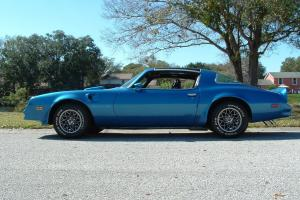 1978 Pontiac Firebird Trans Am Coupe 2-Door 6.6L