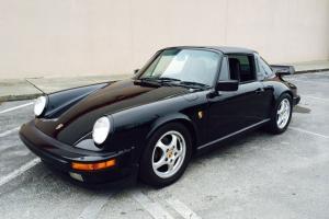 1989 Porsche 911 Carrera Targa 2-Door 3.2L 912 914 CLASSIC CARS FOR SALE