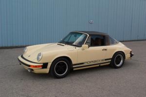 1976 Porsche 911 S Targa RARE CAR