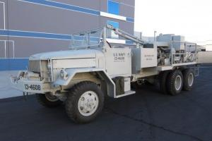 1955 Restored REO M36 C 6X6 MILITARY TRUCK/AUGER