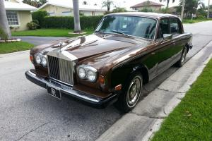 1978 SHADOW II TWO OWNER ROLLS LOOKS/DRIVES GREAT Recent service just completed.