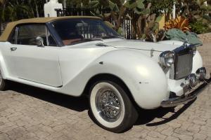 1950's Rolls Royce Replica
