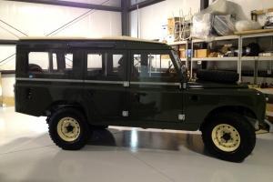 109 Station Wagon 5 Door Series IIA Professional Restoration