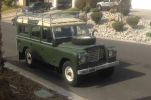 1973 Landrover Series III 109