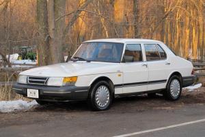 1989 SAAB 900 ... 87,025 Original Miles