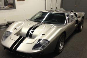 Superformance GT40 MK II with Roush 427R Motor 0 Miles on MSO