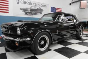 1965 Ford Mustang GT Shelby Tribute RestoMod Convertible Show Ready Low Reserve
