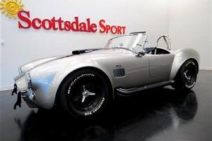65 COBRA MKIII / SUPERFORMANCE * 2012 CHASSIS w 2K Mi * ROUSH 427SR * LOADED!!!