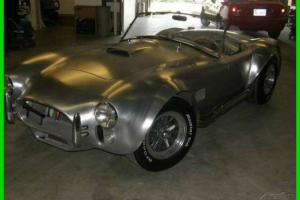 1966 Kirkham Shelby Cobra RWD Sports Coupe Replica Leather CALIFORNIA