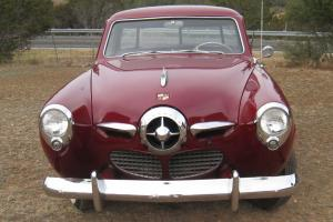 1950 Studebaker Champion Deluxe Starlight  Coupe