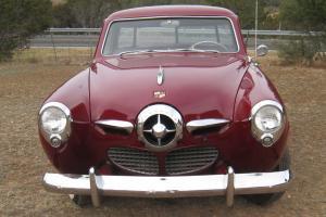 1950 Studebaker Champion Deluxe Starlight  Coupe Photo