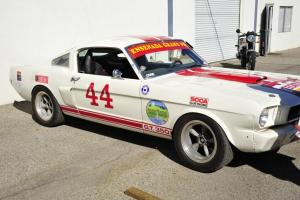 1966 Ford Shelby Mustang GT-350 Race Car Photo